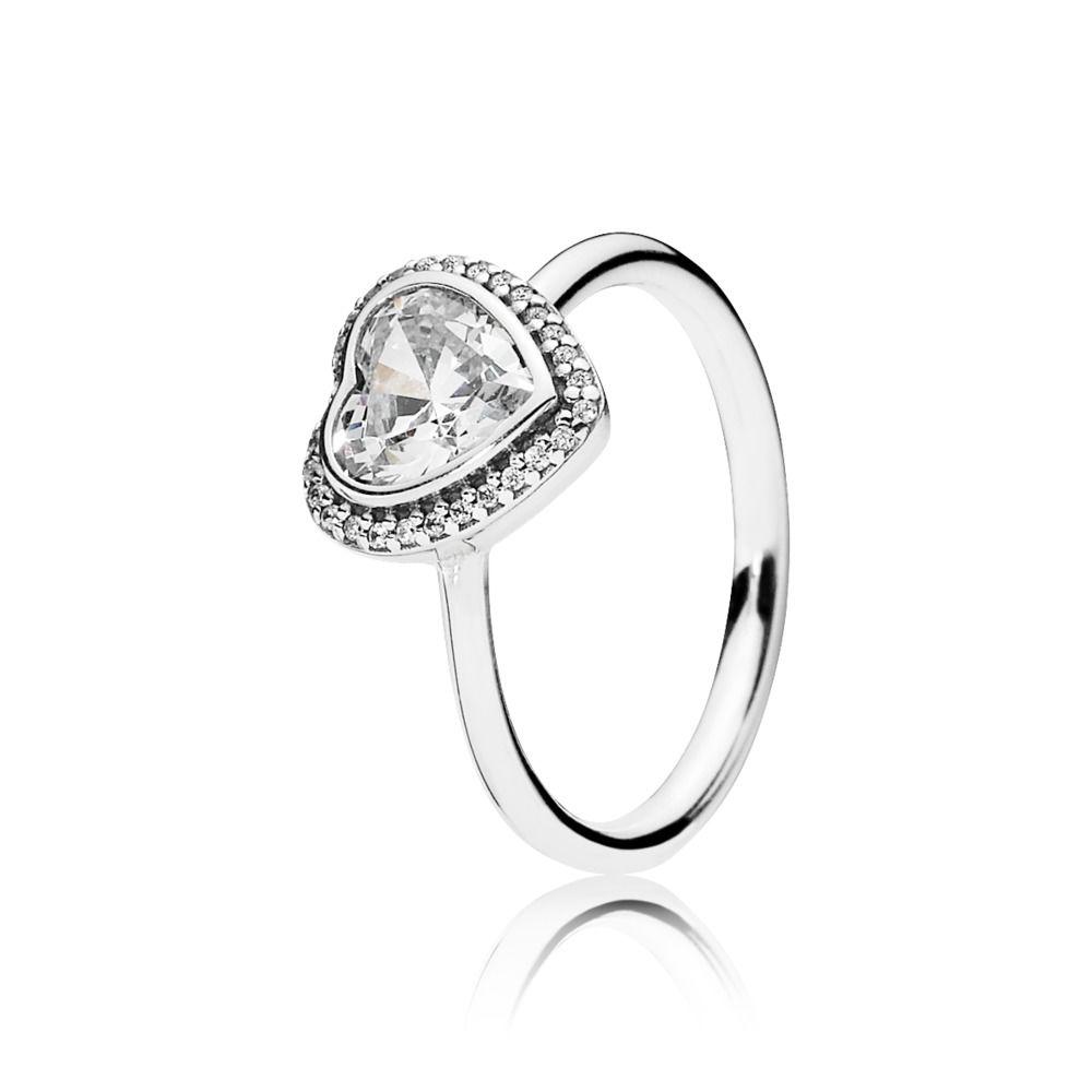 anello pandora in argento