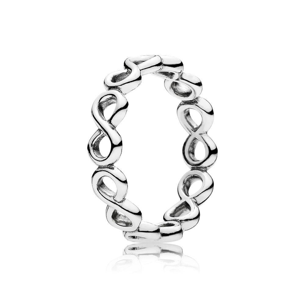 anello pandora petali d'amore