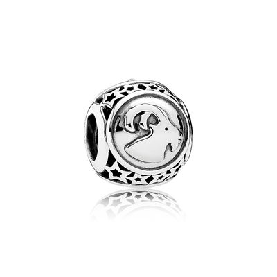 Pandora Charm Capricorno Charm Originale Argento 791945