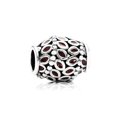 Pandora Charm Foglie Originale Argento Sterling 791035EN33
