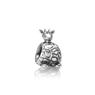 Pandora Charm Giraffa Originale Argento Sterling 790274