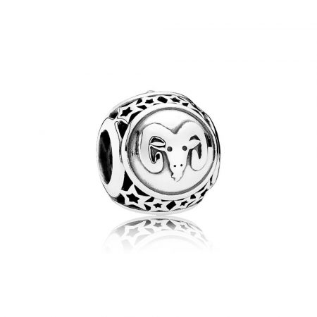 Pandora Charm Oroscopo Ariete Originale Argento Sterling 791936
