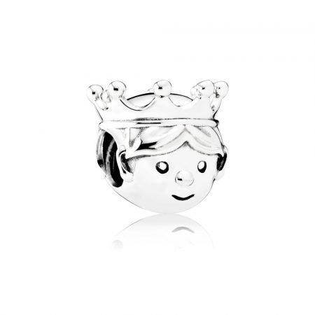 Pandora Charm Principe Prezioso Originale Argento Sterling 791959