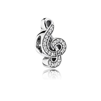 Pandora Dolce Musica Charm Originale Argento Sterling 791381CZ