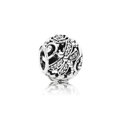 Pandora Openwork Libellula Charm Originale Argento Sterling 791733CZ