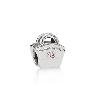 Pandora Purse Charm Originale Argento 790473PCZ