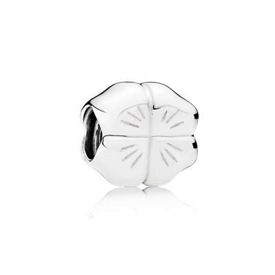 Pandora Quadrifoglio Charm Originale Argento Sterling 790157