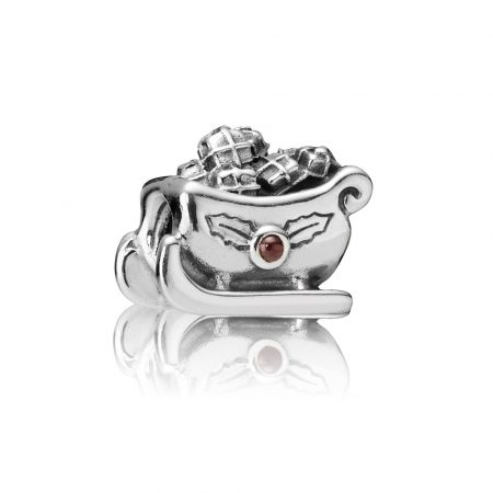 Pandora Slitta Charm Originale Argento 790562GA