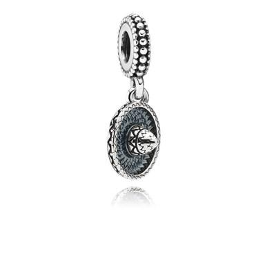 Pandora Sombrero Charm Originale Argento Sterling 791364