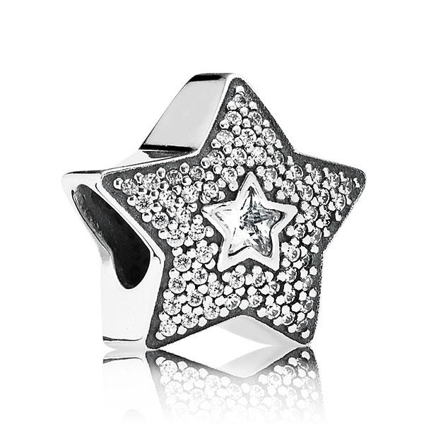 anello pandora stella cadente