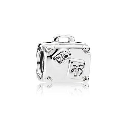 Pandora Valigia Charm Originale Argento Sterling 790362