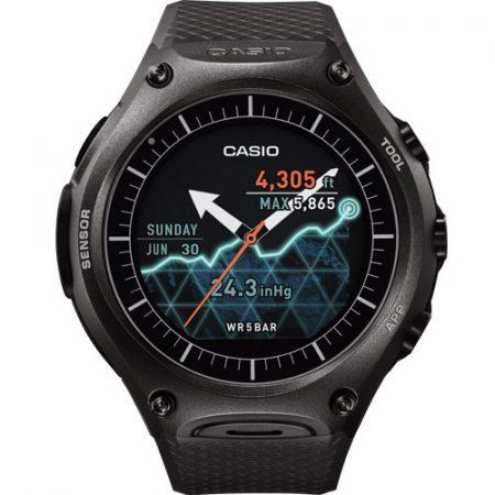 Smartwatch Casio Androidwear Multifunzione WSD-F10BKAAE