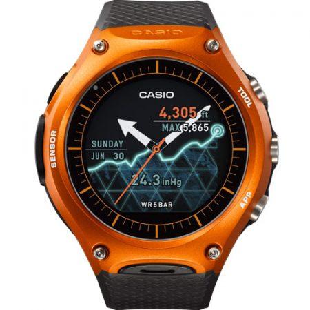 Smartwatch Casio Androidwear Multifunzione WSD-F10RGBAE