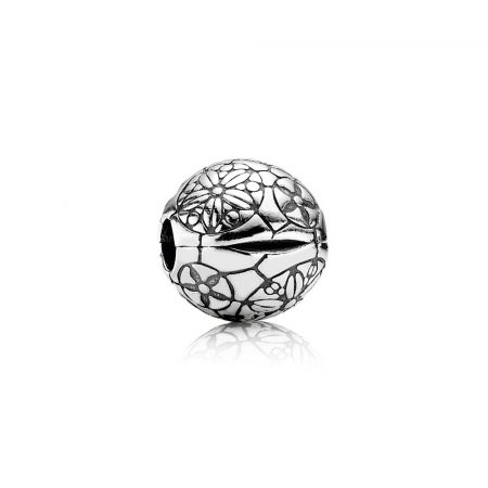 Pandora Clip Stella del Deserto Originale Argento Sterling 791010
