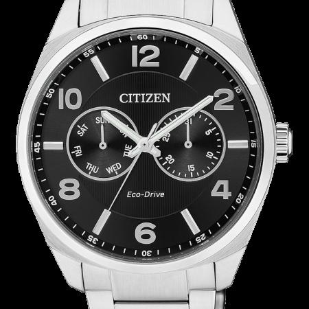 Orologio Citizen Eco-Drive Acciaio AO9020-52E