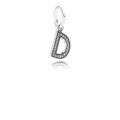 Pandora Charm Pendente D Originale Argento Sterling 791316CZ