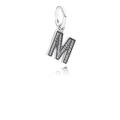 Pandora Charm Pendente M Originale Argento Sterling 791325CZ