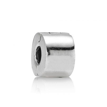 Pandora Clip Minimal Originale Argento Sterling 790138