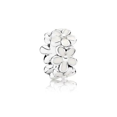 Pandora Distanziatore Margherite Delicate Originale Argento Sterling 791495EN12