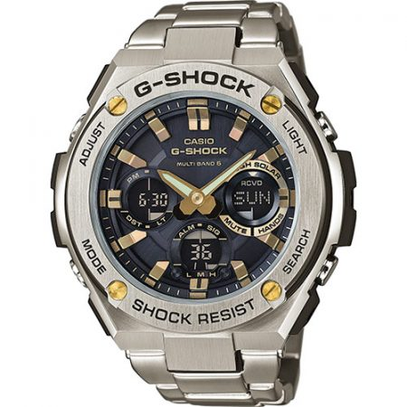 Orologio Casio G-Shock Acciaio GST-W110D-1A9ER