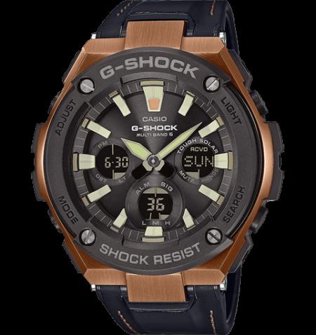 Orologio Casio G-Shock Acciaio GST-W120L-1AER