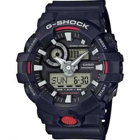 Orologio Casio G-Shock Multifunzione GA-700-1AER