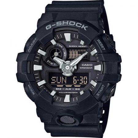 Orologio Casio G-Shock Multifunzione GA-700-1BER