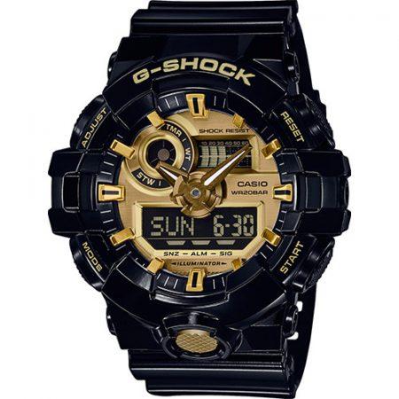 Orologio Casio G-Shock Multifunzione GA-710GB-1AER
