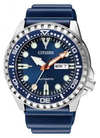 Orologio Citizen Diver Meccanico Automatico Acciaio NH8381-12L