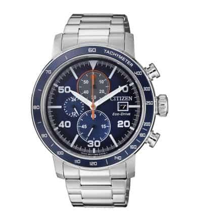 Orologio Citizen Eco-Drive Cronografo Acciaio CA0640-86L