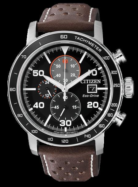 Orologio Citizen Eco-Drive Cronografo Acciaio CA0641-24E