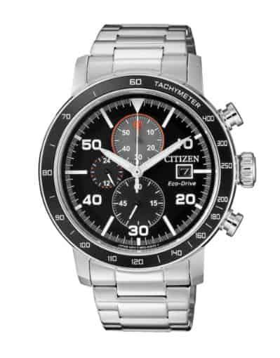 Orologio Citizen Eco-Drive Cronografo Acciaio CA0641-83E