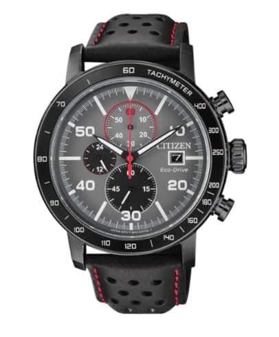 Orologio Citizen Eco-Drive Cronografo PVD Nero CA0645-15H