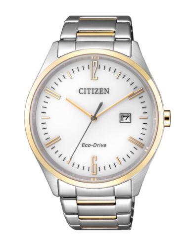 Orologio Citizen Eco-Drive Impermeabile Acciaio BM7354-85A