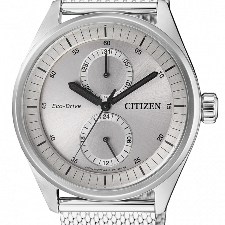 Orologio Citizen Eco-Drive Multifunzione Acciaio BU3011-83H