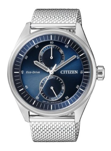 Orologio Citizen Eco-Drive Multifunzione Acciaio BU3011-83L
