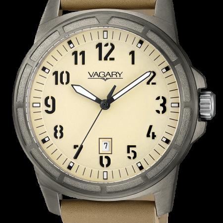 Orologio Vagary Sport Impermeabile Acciaio IB7-708-90