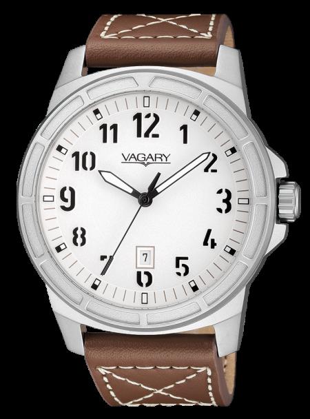 Orologio Vagary Sport Impermeabile Acciaio IB7-716-10