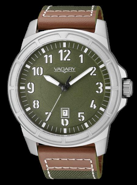 Orologio Vagary Sport Impermeabile Acciaio IB7-716-40