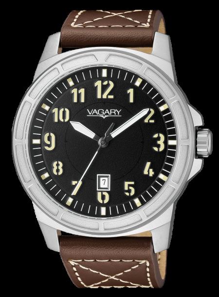 Orologio Vagary Sport Impermeabile Acciaio IB7-716-50