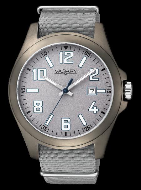 Orologio Vagary Sport Impermeabile Acciaio IB7-805-60