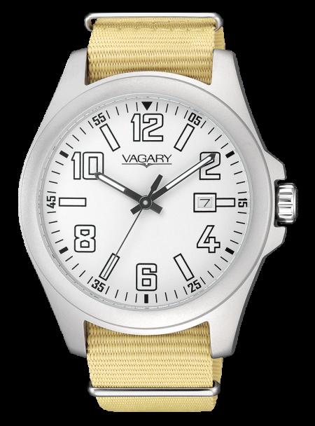 Orologio Vagary Sport Impermeabile Acciaio IB7-813-10