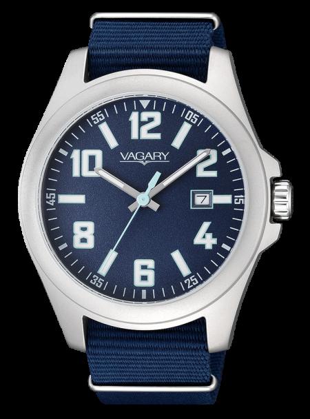 Orologio Vagary Sport Impermeabile Acciaio IB7-813-70
