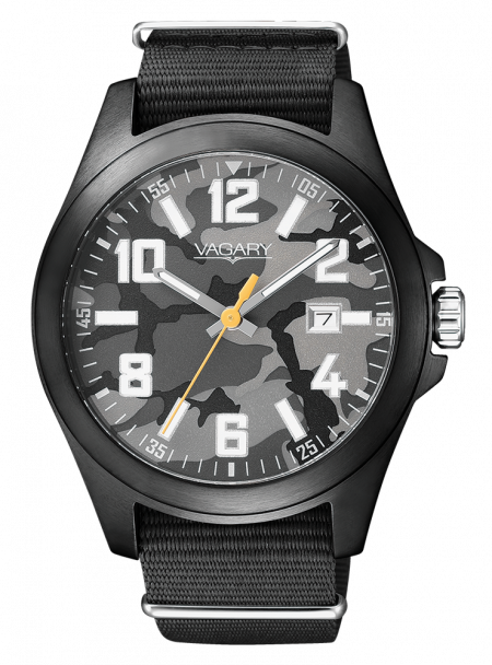 Orologio Vagary Sport Impermeabile Acciaio IB7-848-50