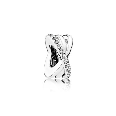 Pandora Charm Galassia Originale Argento Sterling 791994CZ