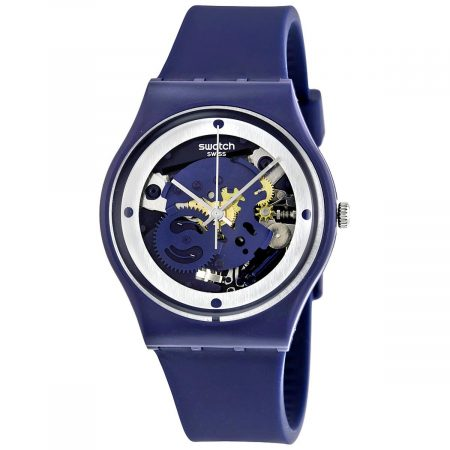 Orologio Swatch GN245 Squelette Blue