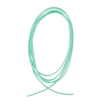 Laccio in cuoio Virgola VJ0031 Aqua Green String