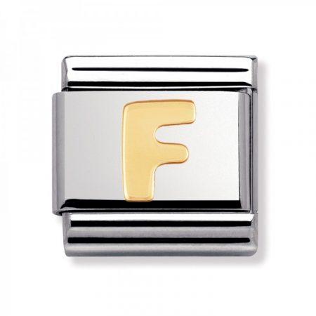 Componibile Nomination Classic Lettera F 030101/06