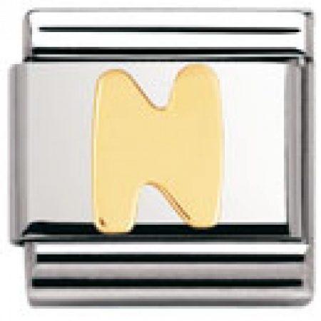 Componibile Nomination Classic Lettera N 030101/14