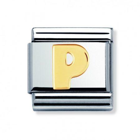 Componibile Nomination Classic Lettera P 030101/16